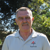 Ben Janse van Vuuren - Maintenance Manager